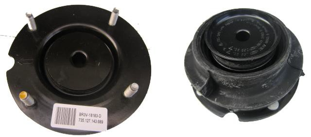 Ford Racing GT500 Style Strut Mount Upgrade (05-12 All) - 01