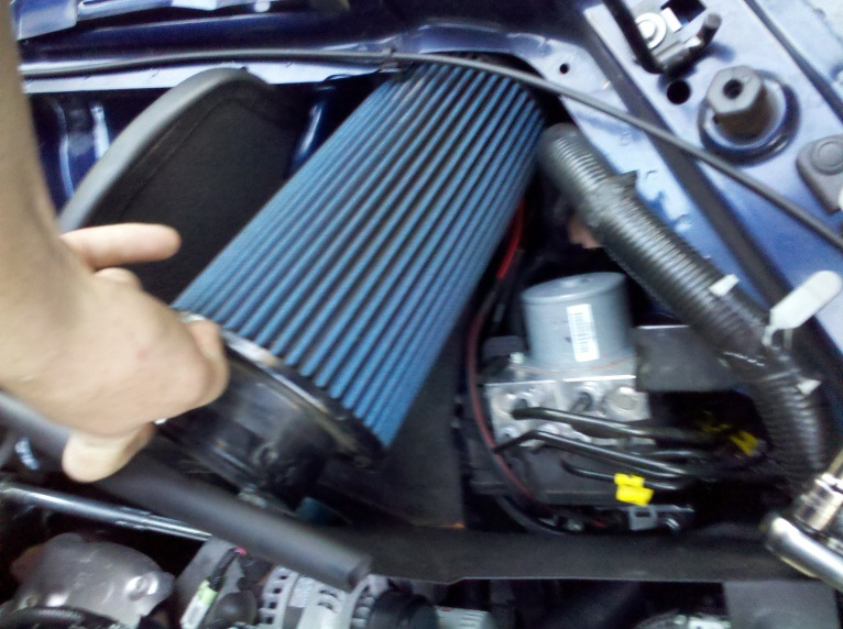 BBK Cold Air Intake � 2011-2012 V6 Mustang - 18