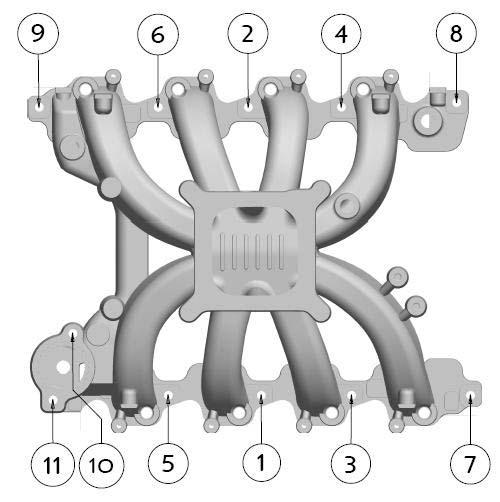 Edelbrock-Victor-Jr.-Carbureted-Intake-Manifold-(99-04-GT)