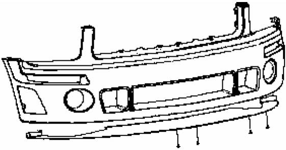 Roush-Front-Fascia-Unpainted-(05-09-GT-V6)