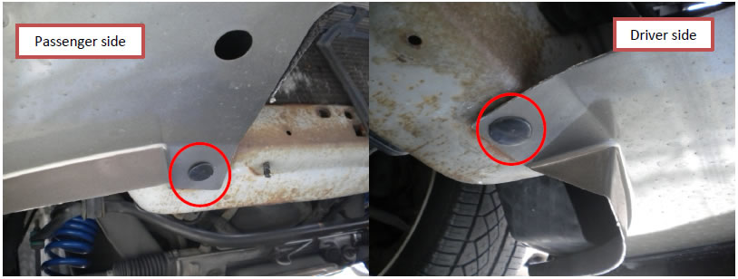 How do you replace a car fender?
