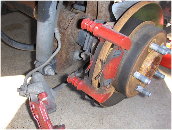 Hawk Brake Pad 9404 GTV6 8