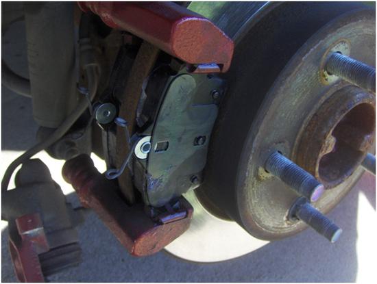 Hawk Brake Pad 9404 GTV6 13