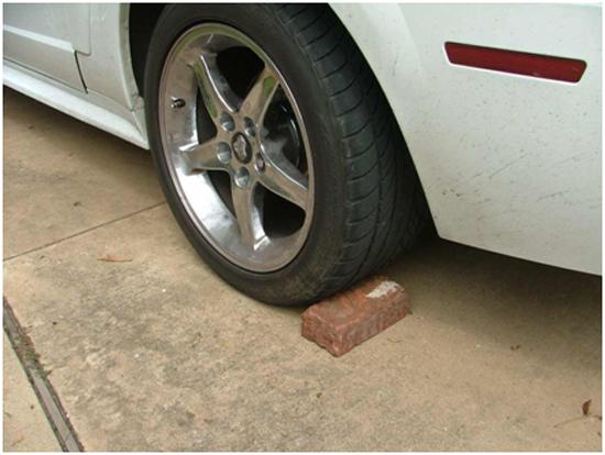 Hawk Street Front Brake Pads 9904 2
