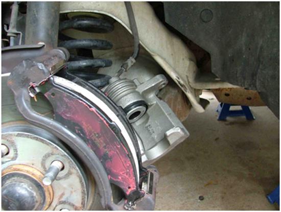 Hawk Street Front Brake Pads 9904 9