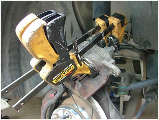 Hawk Street Front Brake Pads 9904 10