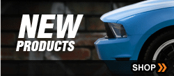 New Mustang Parts From AmericanMuscle