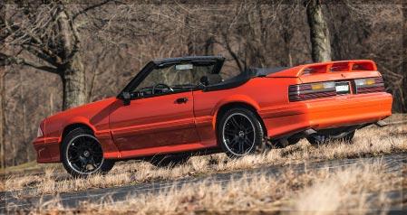 1993 5.0L Mustang GT