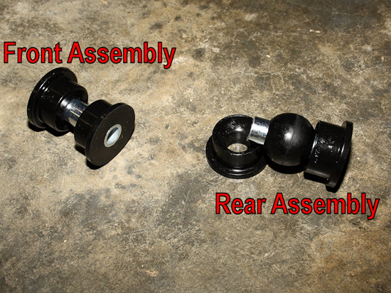 Bushing and Sleeve Assembly