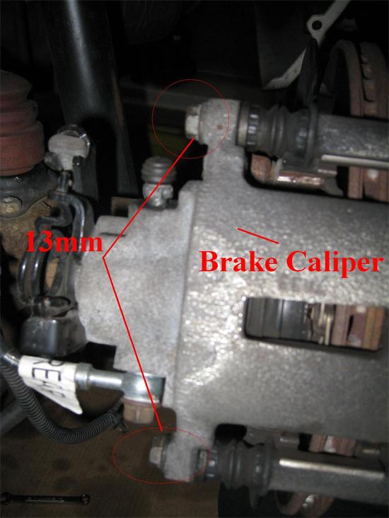 Moser 31 Spline Mustang Axle 0510GT 3