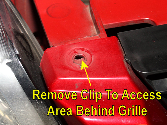 Remove More Screws and Clips