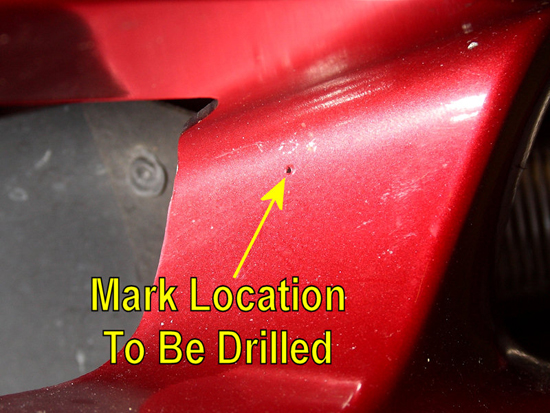 Mark Location to Drill Holes