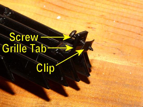 Install Screws