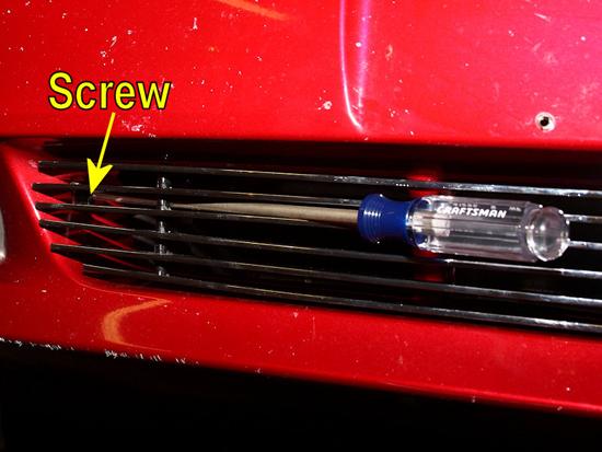 Tighten Screws