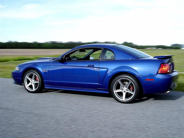 Sonic Blue 2004 GT Coupe
