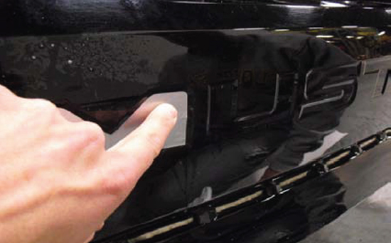 Mustang Bumper Inserts 79-04 3