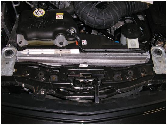 Mustang Upper Billet Grille 0509 V6 2