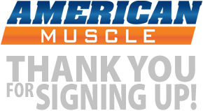 AmericanMuscle Newsletter