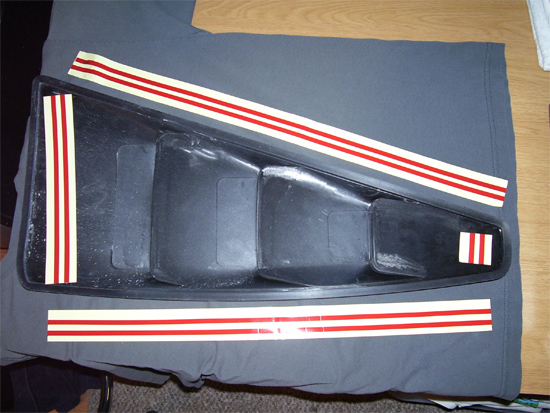 Painted Louvers 0509 6
