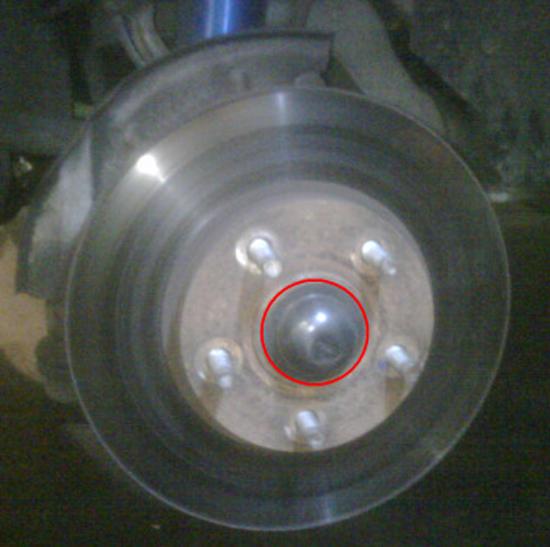 Powerslot Mustang Rotor 9404 2