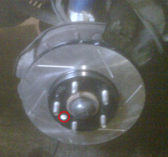 Powerslot Mustang Rotor 9404 5