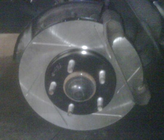 Powerslot Mustang Rotor 9404 6
