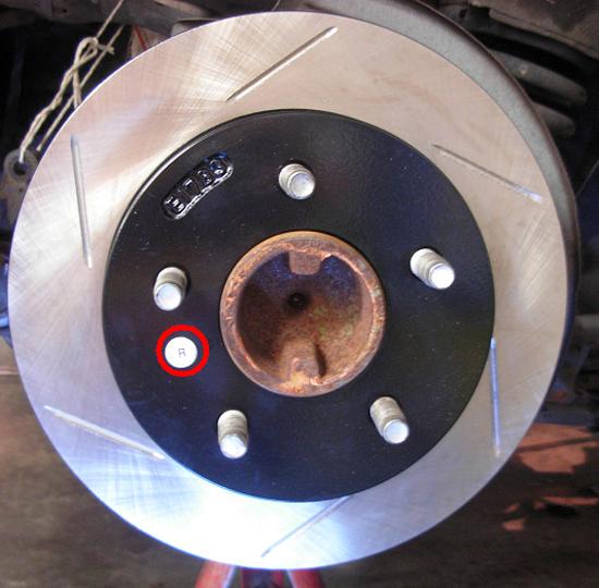 Powerslot Rear Rotors 9404 9