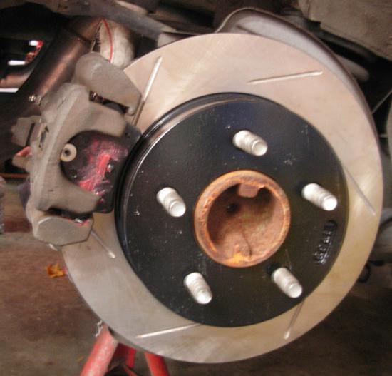 Powerslot Rear Rotors 9404 14