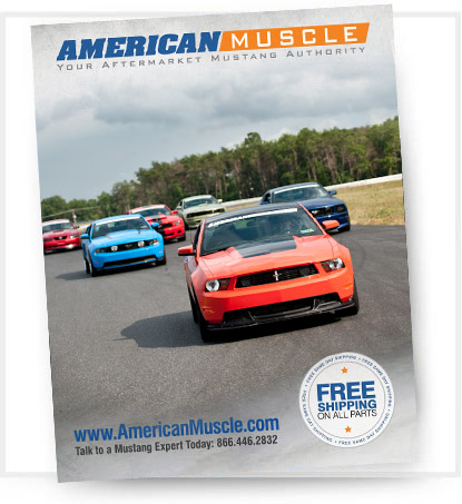 AmericanMuscle 2005-2010 Mustang Parts Catalog