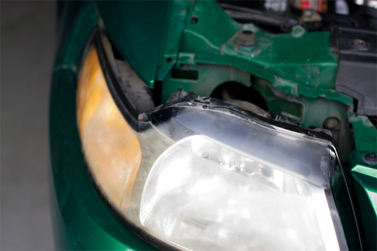 Raxiom Mustang Headlight 99-04 4