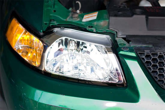 Raxiom Mustang Headlight 99-04 11