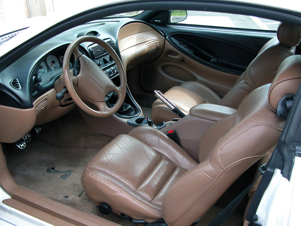96 SVT Cobra Interior