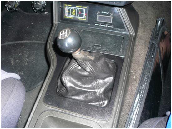 Mustang Shift Knob 79-04 2