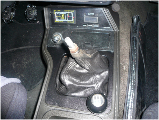 Mustang Shift Knob 79-04 3