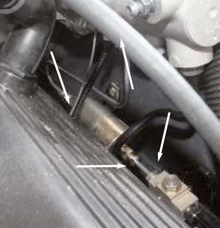Place Assembly in Vehicle