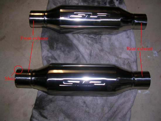 SLP Modular Muffler Installation Instructions Image 7
