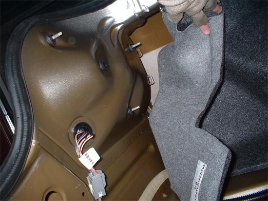 Smoked Mustang Tailliights 0509 4