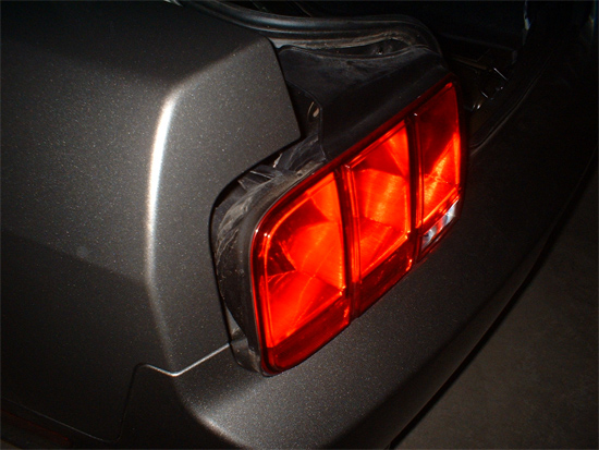 Smoked Mustang Tailliights 0509 5
