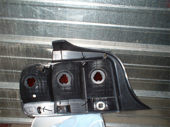 Smoked Mustang Taillights 8