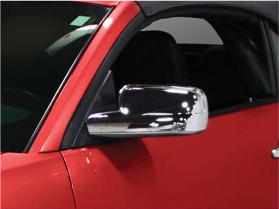 Chrome Mirror Covers 0509 5