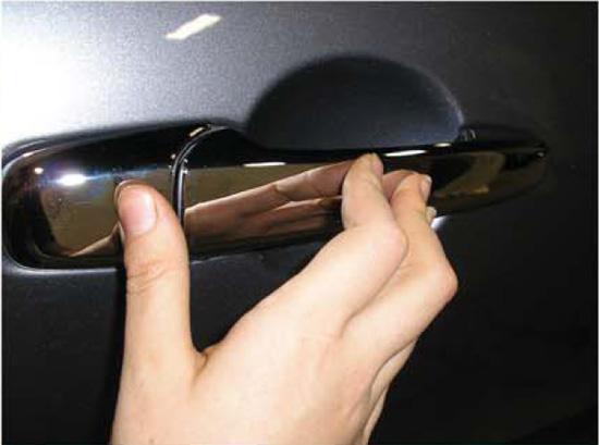 Mustang Door Handle 0509 3