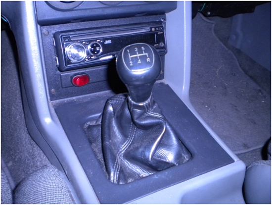 SR Retro Shift Knob 7904 2