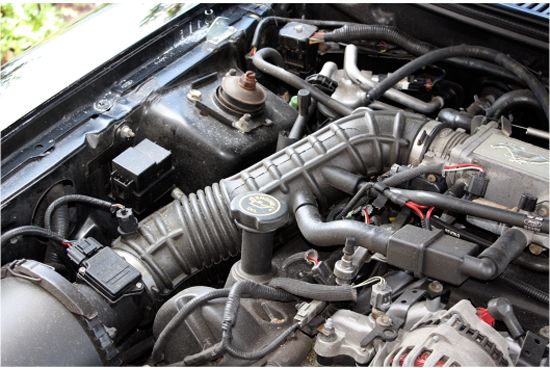 Stack Racing Throttle Body 9604 1