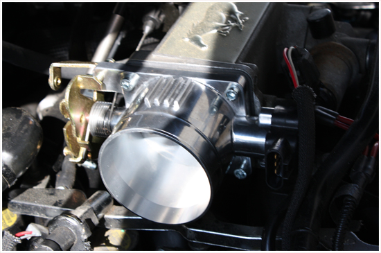 Stack Racing Throttle Body 9604 9