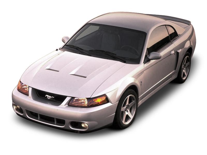 Terminator Mustang Hood
